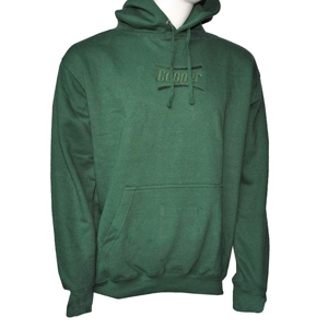 Hoodies Green Adult