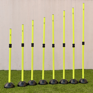 Telescopic Training Poles (Set of 8)