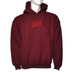 Hoodies Maroon Children