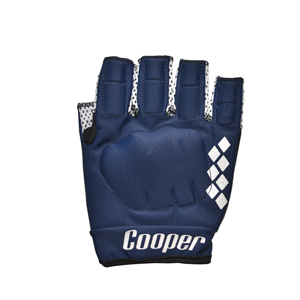 Hurling Gloves Navy/White Adult R/H