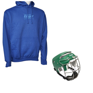 Helmet and Hoodie Package