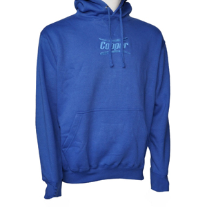 Hoodies Blue Adult
