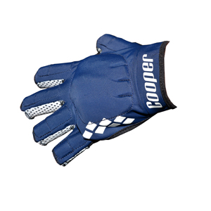 Hurling Gloves Navy/White Adult L/H
